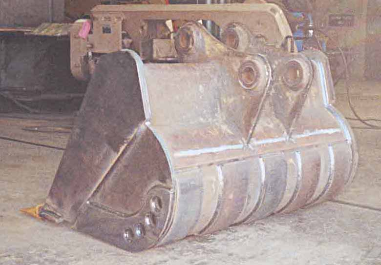 Heavy Equipment Belly Pan : Services