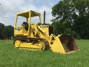 SOLD – 1994 Deere 555G Track Loader (TC)
